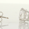 2.50 ct. Round Cut Stud Earring #2