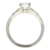 1.15 ct. Round Cut Solitaire Ring, H, VS2 #4