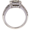 .97 ct. Round Cut Halo Ring #1