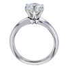 1.48 ct. Round Cut Solitaire Tiffany & Co. Ring, H, VVS2 #1