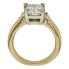 1.84 ct. Princess Cut Solitaire Ring, K, VS1 #4