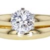 1.51 ct. Round Cut Bridal Set Ring #3