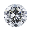 2.02 ct. Round Cut Right Hand Ring, J, SI1 #1