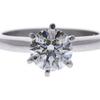 1.2 ct. Round Cut Bridal Set Ring, K, SI2 #4