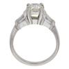 1.01 ct. Round Cut Bridal Set Ring, J, SI2 #3