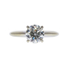 1.52 ct. Round Cut Solitaire Ring, L, SI2 #3
