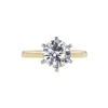 1.70 ct. Round Cut Solitaire Ring, H-I, I2 #2