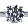 1.16 ct. Round Cut Solitaire Ring, D, VS1 #4