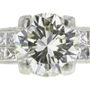 1.61 ct. Round Cut Solitaire Ring, L, VS2 #4