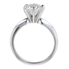1.21 ct. Round Cut Solitaire Ring, G, SI2 #2