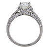 1.01 ct. Round Cut Solitaire Ring, I, SI1 #1