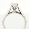 0.94 ct. Round Cut Solitaire Ring #3