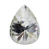 4.26 ct. Pear Cut Pendant Necklace, J, SI1 #2