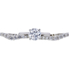 1.57 ct. Round Cut Bridal Set Ring, E, SI2 #3