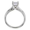 1.02 ct. Princess Cut Solitaire Ring, I, VVS2 #3