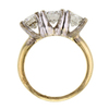 0.86 ct. Round Cut 3 Stone (Uniform) Ring #2