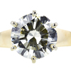 4.26 ct. Round Cut Solitaire Ring #2