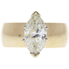 2.49 ct. Marquise Cut Solitaire Ring, L, SI2 #3