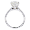 1.63 ct. Round Cut Solitaire Ring, H, VS2 #3