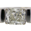 2.00 ct. Radiant Cut Solitaire Ring #4