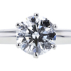1.23 ct. Round Cut Solitaire Tiffany & Co. Ring, F, VS2 #4