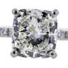 2.00 ct. Cushion Cut Solitaire Ring #4