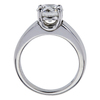 1.60 ct. Round Cut Bridal Set Ring, G, SI1 #2