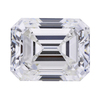 2.00 ct. Emerald Cut Solitaire Ring, G, SI1 #1