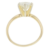 1.72 ct. Round Cut Solitaire Ring, M, VVS2 #4