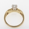 .77 ct. Round Cut Solitaire Ring #3