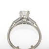 .95 ct. Round Cut Solitaire Ring #1