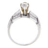1.0 ct. Marquise Cut Solitaire Ring, D, SI1 #4