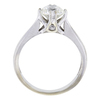 1.01 ct. Round Cut Solitaire Ring, I, VS1 #3