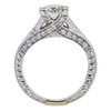 1.20 ct. Round Cut Solitaire Ring, J, I1 #3