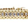 Round Cut Tennis Bracelet, I-J, SI1-SI2 #1