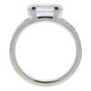 1.58 ct. Emerald Cut Solitaire Ring, E, VVS1 #3