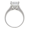 2.08 ct. Princess Cut Bridal Set Ring, I, VS2 #4