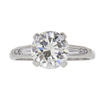 1.98 ct. Round Cut Loose Diamond, J, VS1 #3