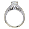 1.95 ct. Round Cut Bridal Set Ring, G-H, I1-I2 #1