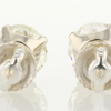 1.11 ct. Round Cut Stud Earring #3