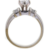 0.82 ct. Pear Cut Solitaire Ring #1
