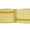 Vintage Solid 18K Yellow Gold Cigarette Case #2