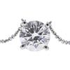 1.45 ct. Round Cut Pendant Tiffany & Co. Necklace, E, VVS2 #4
