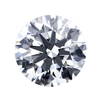 1.77 ct. Round Cut Solitaire Ring, H, VS2 #1