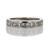1.18 ct. Princess Cut Solitaire Ring #1