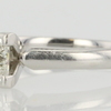.81 ct. Princess Cut Solitaire Ring #4