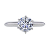 1.59 ct. Round Cut Solitaire Tiffany & Co. Ring, H, VVS2 #3