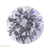 1.12 ct. Round Cut Loose Diamond, G, SI1 #3