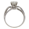 0.7 ct. Round Cut Solitaire Ring, H-I, VS2 #2