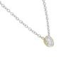 0.7 ct. Round Cut Pendant Necklace, G, SI1 #4